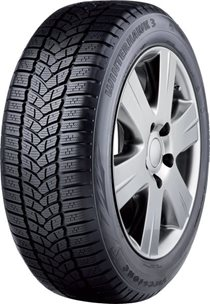 FIRESTONE WINTERHAWK 3 205/55 R 17