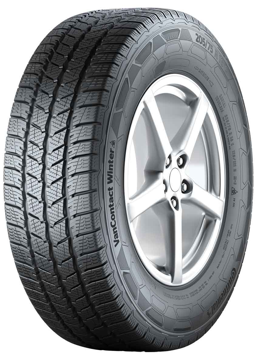 CONTINENTAL VANCONTACT WINTER 195 75 R 16 107 105R