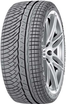 MICHELIN PILOT ALPIN PA4 235/55 R 17