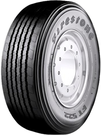 FIRESTONE FT522 385/65 R 22.5